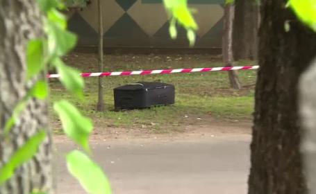 Alerta cu bomba la Targu-Jiu, in prag de Ziua Universala a Iei. Ce au gasit pirotehnistii in geamantanul suspect