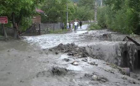 Canicula in Sudul tarii si inundatii de proportii in Maramures. \