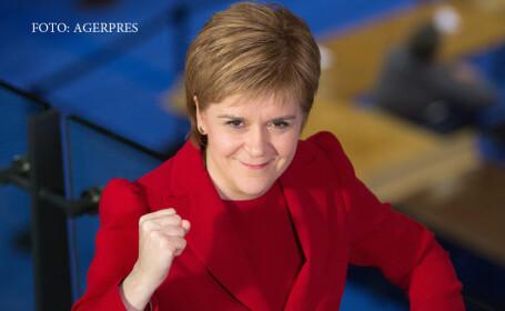 Scotia anunta un nou referendum ca sa se rupa de Anglia si sa ramana in UE. \