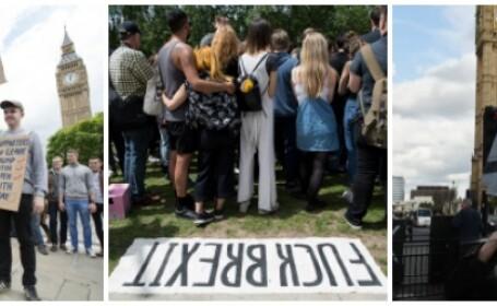 BREXIT. Petitia pentru un nou referendum a depasit 2.000.000 de semnaturi. Mesajul Comisiei Europene pentru Scotia