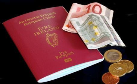 Pasaport Irlanda