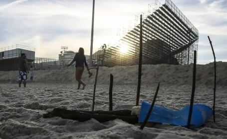 plaja Brazilia - Agerpres