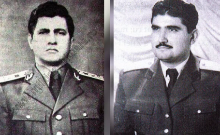 Gheorghe Bostina si Petrescu Ventura Marian