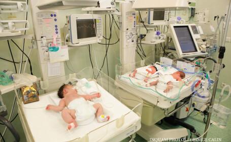 Organizatia Salvati Copiii doneaza Maternitatii Giulesti un incubator de transport performant pentru copiii nascuti prematur, miercuri