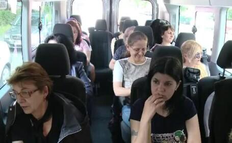 Femeile care iau drumul strainatatii