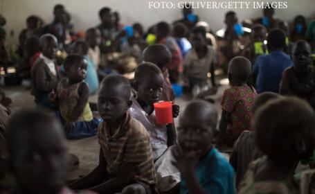 Tragedie uriasa in Sudanul de Sud, dupa ce zeci de copii au fost vaccinati cu aceeasi seringa. Cine este de vina