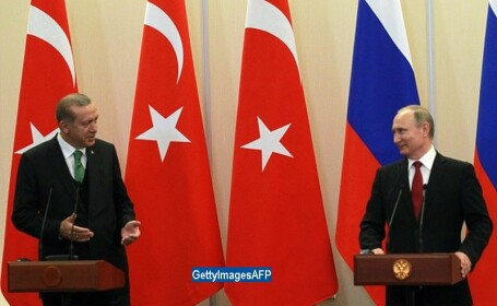 """ONU face apel la Putin și Erdogan să evite o """"baie de sânge"""" în orașul sirian Idlib"""
