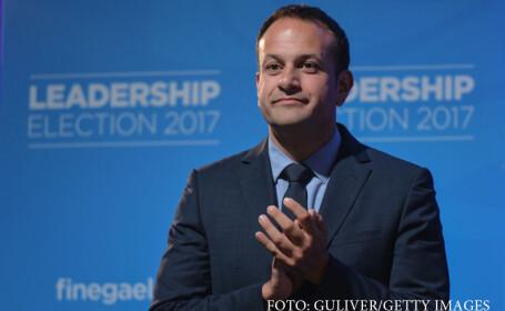 Irlanda va avea un premier de numai 38 de ani, gay si pe jumatate indian. Cum a ajuns sa conduca aceasta tara conservatoare