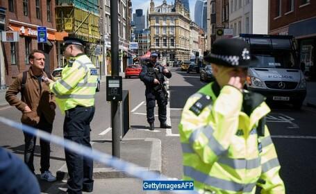 Dublu atac la Londra