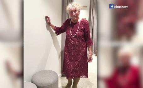Nunta la 93 de ani