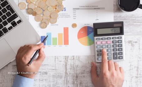 taxe, impozite, calcule - iStock