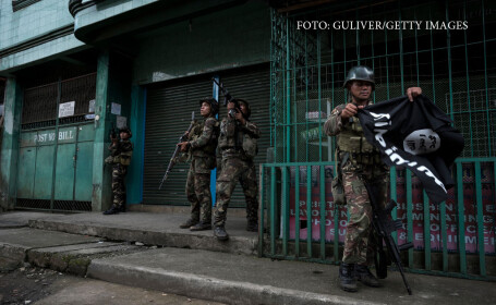 lupte in Marawi, Filipine