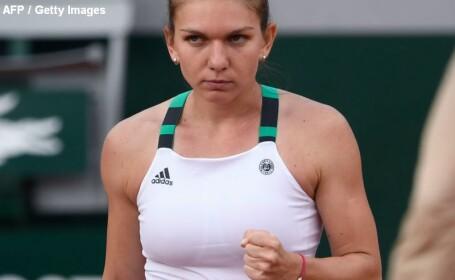 Halep - Sharapova: românca a fost învinsă în I tur US Open. Reacția Simonei