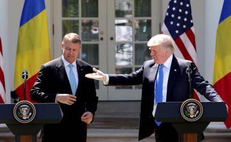 Donald Trump - Klaus Iohannis - 6