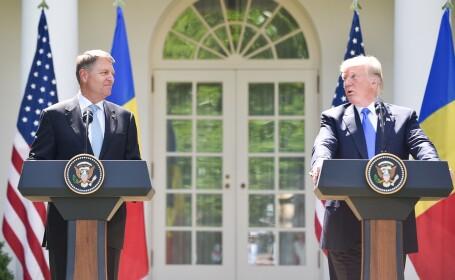 Mesajul transmis de Klaus Iohannis lui Donald Trump, infectat cu coronavirus