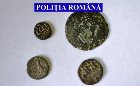 Comoara din Dacia romana, gasita in Cehia. Politistii ancheteaza cum a ajuns acolo
