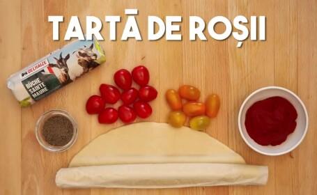 Tarta de rosii