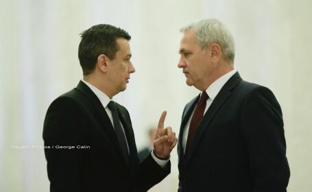 Liviu Dragnea, Sorin Grindeanu