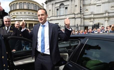 Leo Varadkar a fost ales oficial in functia de premier al Irlandei. Este primul Taoiseach gay si pe jumatate indian