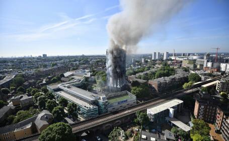 Neregulile sesizate de locatari inainte de producerea incendiului din Londra, in urma caruia cel putin 12 oameni au murit