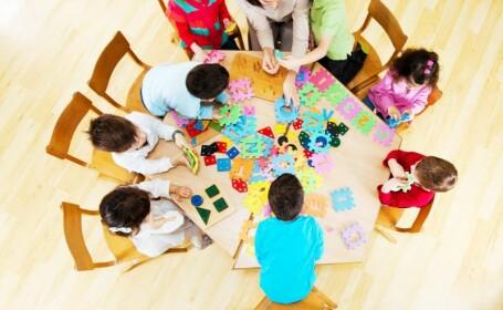 Grădinițe deschise în Capitală pentru găzduirea copiilor pe perioada suspendării cursurilor