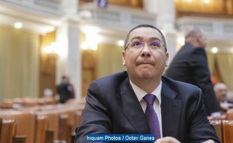 Ponta, noul Secretar General al Guvernului