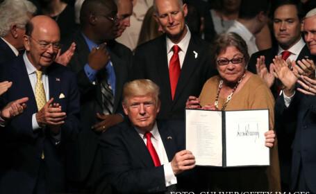 Donald Trump, decret Cuba