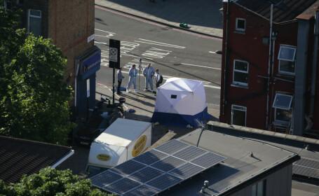 Atac terorist langa o moschee din Londra