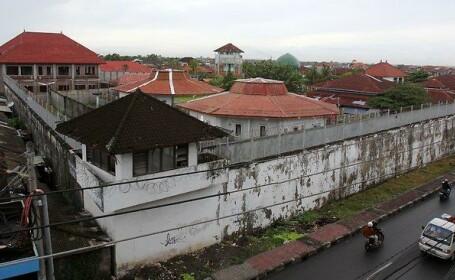 Kerobokan inchisoare, Bali