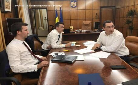Sedinta de Guvern programata pentru ora 12:00 a fost amanata pe joi. Motivul bizar pentru care executivul nu se poate reuni