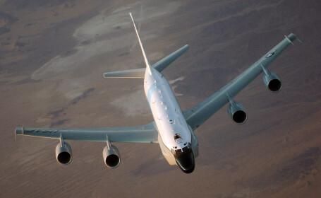 Incident aerian grav, in zona Marii Baltice. Un avion de recunoastere american risca sa fie doborat de rusi
