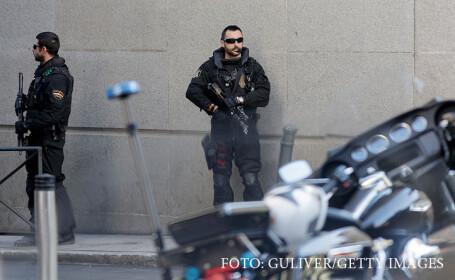 Politia ar fi arestat un jihadist ISIS marocan in Madrid. Barbatul planuia sa declanseze jihadul in Spania