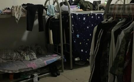 Peste 400 de oameni, descoperiti sub un complex de apartamente de lux din Beijing. Ce locuinte isi amenajasera in subteran