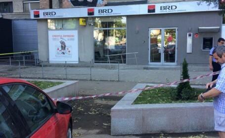 Alerta cu bomba la un magazin din centrul Capitalei, falsa. Restrictiile in zona au fost ridicate