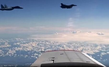 avionul lui Soigu, interceptat de NATO