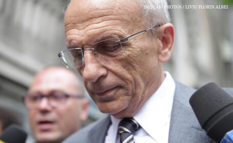 Alexandru Ciocalteu, fost manager al Spitalului Clinic de Urgenta Sf. Ioan, soseste la sediul DNA