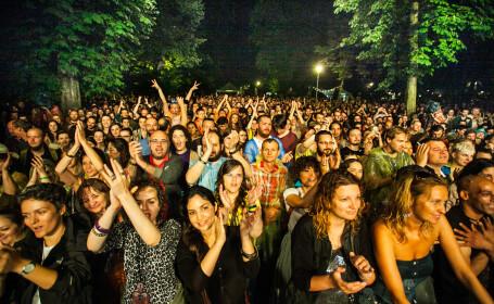 Incepe un weekend plin de muzica buna si relaxare la Cluj. Jazz in the Park propune zeci de concerte in parc
