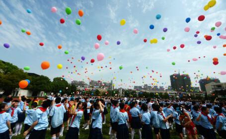 Festivități de Ziua Copilului, în toată țara