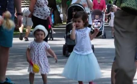 Surprize de 1 iunie pentru copiii unui centru de plasament din Alba Iulia