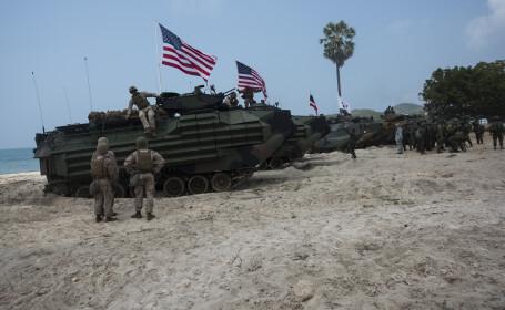 Pentagonul a anunţat că nu se negociază retragerea trupelor americane din Coreea