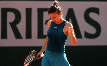 Roland Garros. Meciul Simona Halep - Angelique Kerber va avea loc miercuri, de la ora 15.00