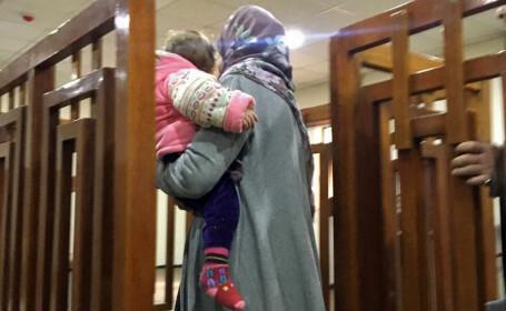 O franţuzoaică, mama a 4 copii, închisă pe viaţă pentru că a fost în ISIS. \