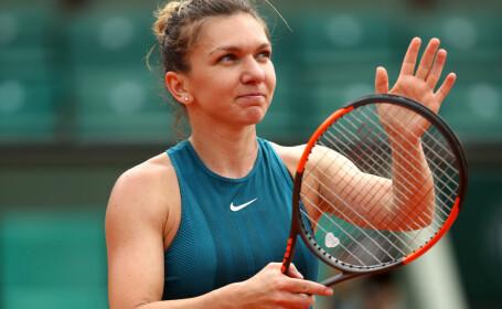 Simona Halep și-a aflat adversara din sferturile de la Roland Garros