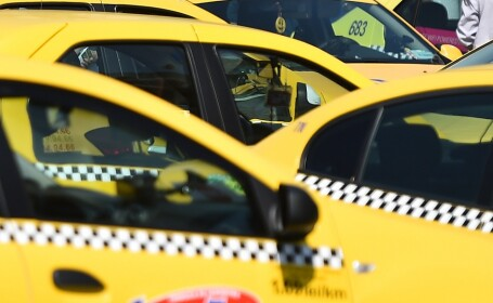 taximetristi
