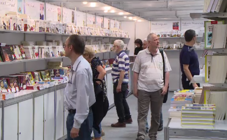 Bookfest 2018. Cărțile preferate de români în acest an