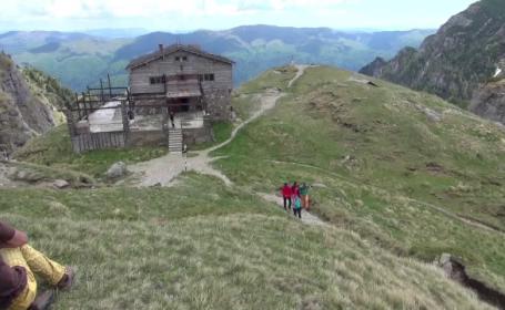 Cabane renumite odată, în ruină sau transformate în case de vacanță. Amenzile riscate de proprietari