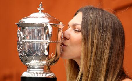 Simona Halep, avans de 1.225 de puncte în fruntea noului clasament WTA