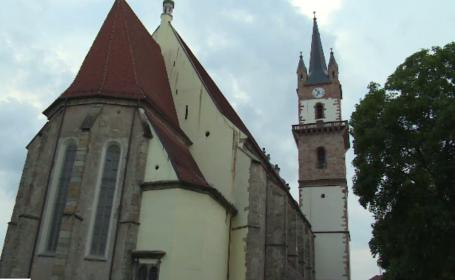 Biserica Evanghelică din Bistrița, vizitată de tot mai mulți turiști