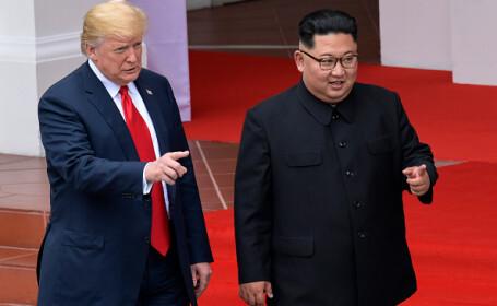 """Kim Jong-un, avertisment pentru SUA în mesajul de Anul Nou: """"Suntem gata în orice moment"""""""