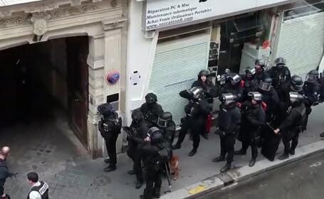 luare de ostatici in Paris